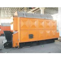 Quality Water Heating Wood Fired Steam Boiler for sale