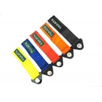 Buy High Strength Polyester Car Hauler Straps 24cm Length With 6 Colors To Choose at wholesale prices