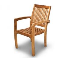 Quality china outdoor furniture wooden armchair teak chair for sale