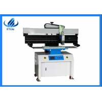 China Solder Paste 100w PCB Screen SMT Stencil Printer on sale