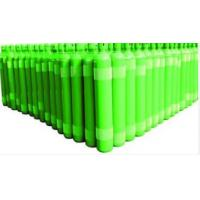 Buy 40L - 80L GB5099 Seamless Steel Gas Cylinders For High Purity Gas at wholesale prices