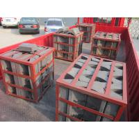 Quality Cr-Mo Alloy Steel Castings Composite Lifter Bars For Mine Mill for sale