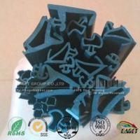 Glazing strip glass seal;weather strip rubber profile;zipper gasket for sale