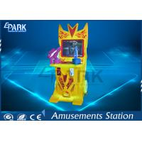 Quality Bright Colors Shooting Arcade Machines Elves Attack Team game machine for sale
