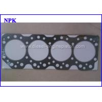 Quality Marine Yanmar 4CH Cylinder Engine Head Gasket Replacement 127410 - 01352 for sale