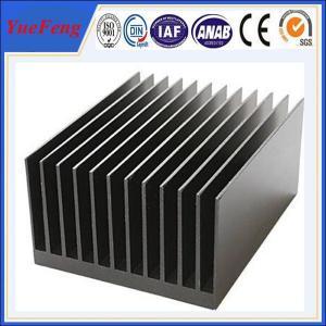 Quality High quality custom heatsink aluminium profile extrusion factory/ aluminium profile system for sale