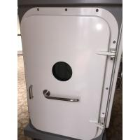 Quality Quick Acting Single Handle Marine Access Doors A60 Fire Proof Weathertight Ship Door for sale