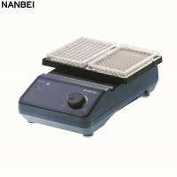 Quality 4.5mm Laboratory Orbital Shaker Microplate Mixer 1500rpm High Speed for sale