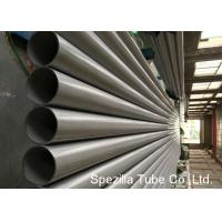 Quality AISI 304 / 304H Heat Exchanger Stainless Steel Tubing 25.4 * 1.65mm High Strength for sale