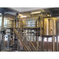Quality Energy Saving Stainless Steel Beer Brewing Equipment Ss Brewing Fermenter for sale