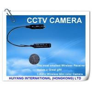 China 2.4Ghz Super wireless mini camera CM200 on sale
