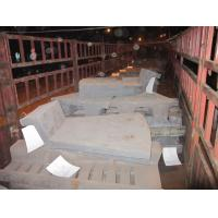Buy cheap 1.8 Tons Alloy Steel Castings For SAG Mills with Hardness HRC33-43 from wholesalers