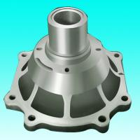 Quality Customised ADC12 Aluminum Electric Hydraulic Pump Parts For Industrial Recycle Rquipments for sale