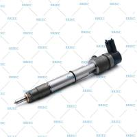 Quality ERIKC Bosch auto fuel pump injector 0445110318 crdi nozzle injector 0 445 110 318 diesel oil injector 0445 110 318 for sale