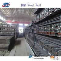 Quality 900A, A75, U71mn Railway Steel Rail for sale