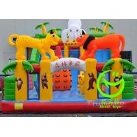 Quality Inflatable castle rental with warranty 24months from GREAT TOYS LTD for sale