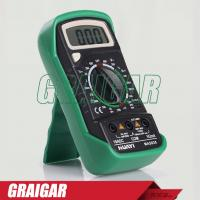 Quality DMM Temperature Tester K  Type Electrical Instruments With Data Hold Function LCD Display for sale