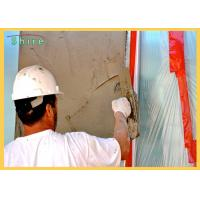 Window And Door Frame Use 30 Day Red Stucco Making Tape With Natural Rubber Adhesive for sale