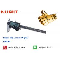 Quality Super Big Screen Plastic Digital Caliper with Big LCD for Easy Reading for sale