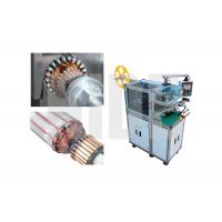 Quality Pneumatic Rotor Slot Wedge Inserting Machine / Automatic Coiling Machine for sale