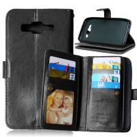 Buy Samsung Galaxy J1 J2 J3 J5 J7 Wallet Case Leather Cover Bags Pouch 9 Cards Slot Holder at wholesale prices