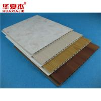 Quality Wooden Laminated Pvc Panels To Decorate Interior Wall And Roof for sale