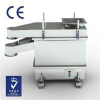 Quality Pharmaceutical GMP Vibrating Sieve , ZS Series Vibrating Rectangular Screening Machine for sale