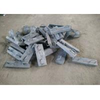 Quality Cr-Mo Alloy Steel Lifter Bars for Mining Industry Hardness HRC33-43 for sale