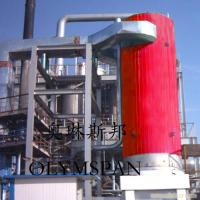 Quality Vertical Thermal Oil Heating Boiler , Industrial Oil Fired Horizontal for sale