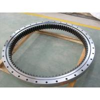 China Internal gear heavy duty turntable bearing, Xuzhou Zhongya slewing ring manufacturer on sale