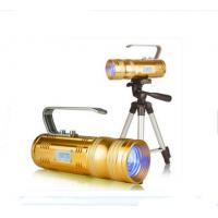 Quality IP65 Zoom Underwater Fish Attracting Lights , Submersible LED Fishing Lights  for sale