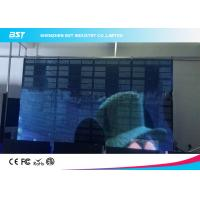 Quality Foldable P12.5 Pixel Flex Led Curtain Display For Mobile Media / Stadium for sale