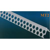 Quality China MT Plastic construction material: PVC corner bead for sale