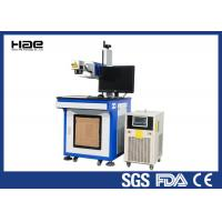 China Metal / Non Metal CO2 Laser Marking Machine , Air Cooling 3D Laser Engraving Machine on sale