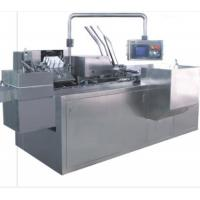Quality High Speed Auto Cartoning Machine Siemens Control System For Tube / Injection for sale