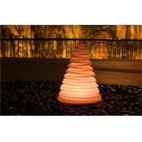 Quality Tree Shape Outdoor Plastic Small LED Night Light Lamps Anti - UV Ir Remote Control for sale