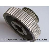 Quality CNC Machine Parts Aluminum Timing Belt Pulleys Maintainance Free for sale