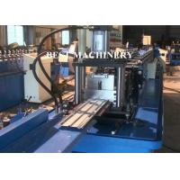 Quality Fire / Vane Smoke Damper Roll Forming Machine Square / Rectangle Duct for sale