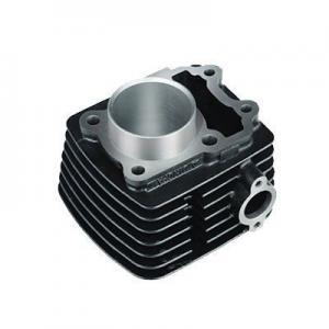 Quality Wear Resistance Cast Iron Motorcycle Engine Block , Iron Engine Block 53mm Diameter Bajaj 100 for sale