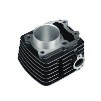 Quality Wear Resistance Cast Iron Motorcycle Engine Block , Iron Engine Block 53mm Diameter Bajaj 100 for sale