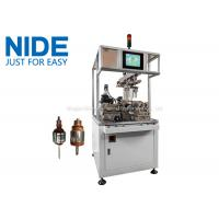 Quality Two working station high speed balancing machine Weight Correction Machine for sale