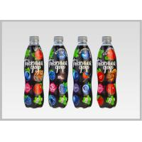 Buy cheap Printed Heat Shrink Bottle Sleeves , Personalized Labels For Water Bottles PVC from wholesalers