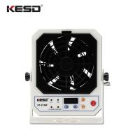 Indoor High Frequency AC Bench Top Ionizer , Hot Ionizing Air Blower Fan