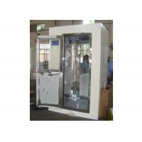 China Explosion Proof Automatic Cleanroom Air Shower , Pharmaceutical Clean Rooms on sale