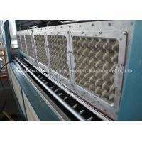Quality High Output Rotary Pulp Egg Tray Making Machine / Egg Box Moulding Machine for sale