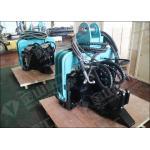China 6m/min Speed Vibratory Pile Hammer , Sheet Pile Hammer For Volvo EC210 EC240 EC290 for sale