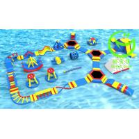 Quality Inflatable water park games with warranty 48months from GREAT TOYS LTD for sale