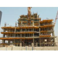 Quality Construction Building Formwork , Steel Frame Formwork For Union Residential Tower for sale