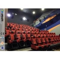 Quality Large Screen 4D Cinema Equipment With Special Effects And Speaker for sale