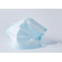 Quality Disposable 3 Ply Anti Dust Hypoallergenic Dental Masks for sale